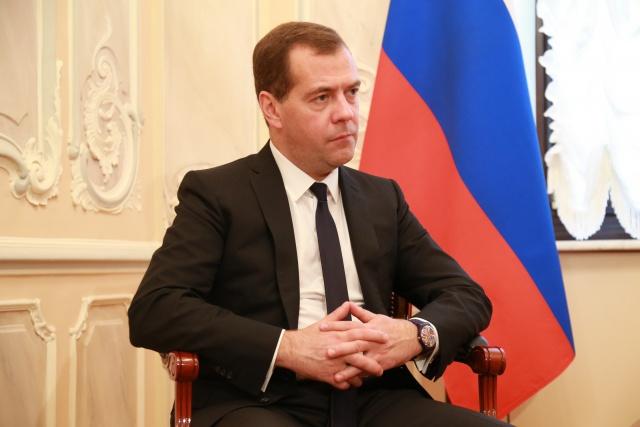 Медведев: видны