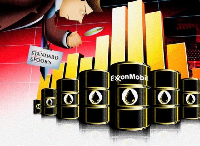 Exxon Mobil утратила
