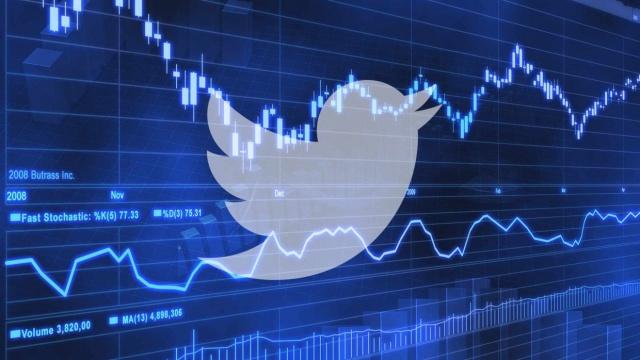 Акции Twitter рухнули на