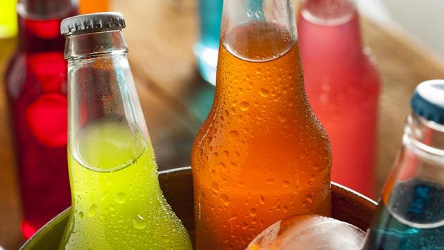 Акцизы на лимонад и