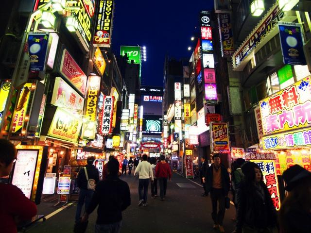 В Японии впервые за 5