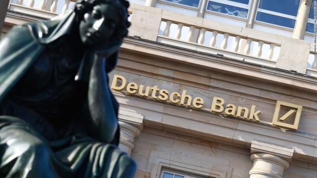 Чистая прибыль Deutsche