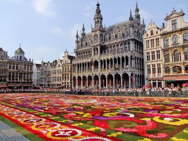 Жители Бельгии получат