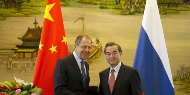 РФ поддержала КНР в