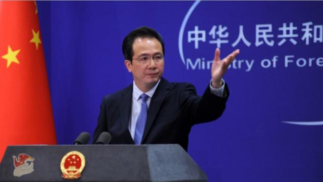 КНР: США не могут