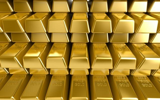 Выпуск золота в РФ вырос