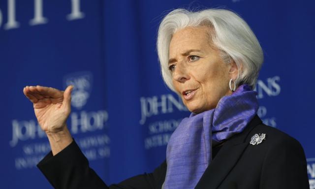 МВФ призвал еврозону