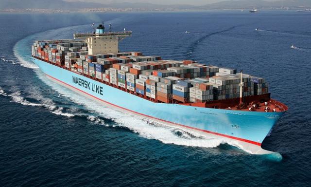 Maersk готовится к