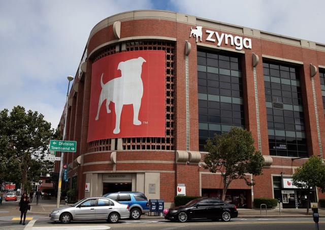 Офис Zynga стоит дороже,