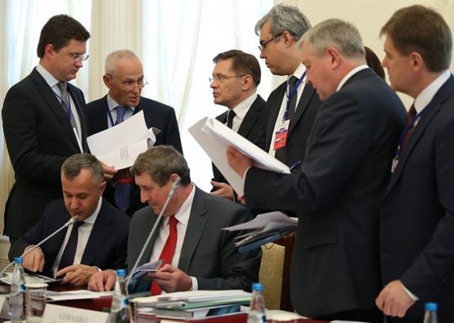 Минэнерго РФ: долги