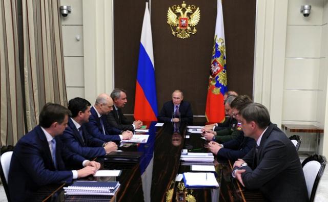 Путин поручил создать
