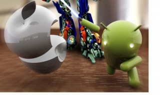 Apple и Google: битва