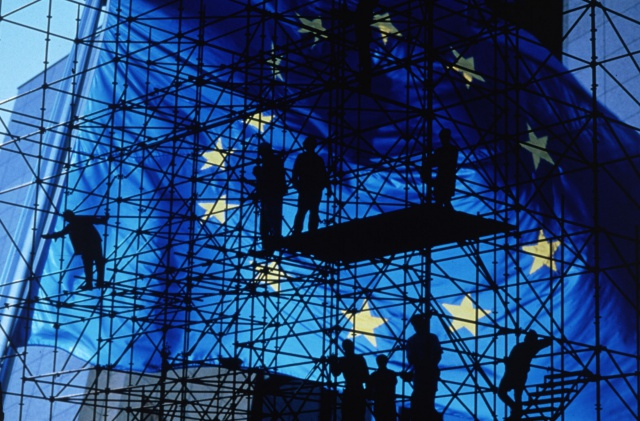 Оценка ВВП еврозоны в I