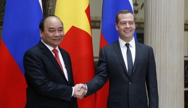 Медведев: РФ и Вьетнам