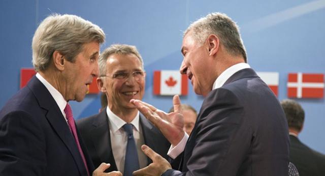 В НАТО подписан протокол