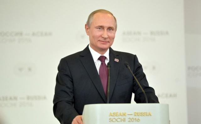 Путин о Курилах: мы
