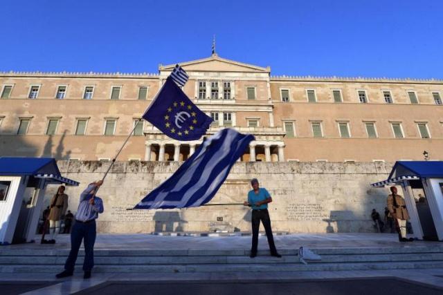 Греция приняла новые