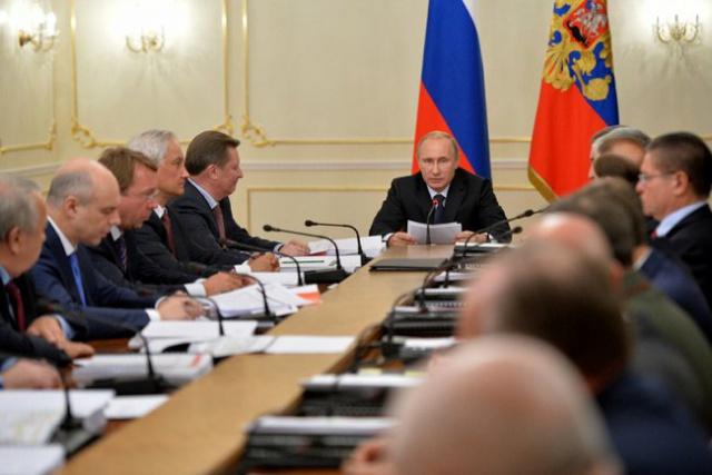 Мозговой штурм у Путина: