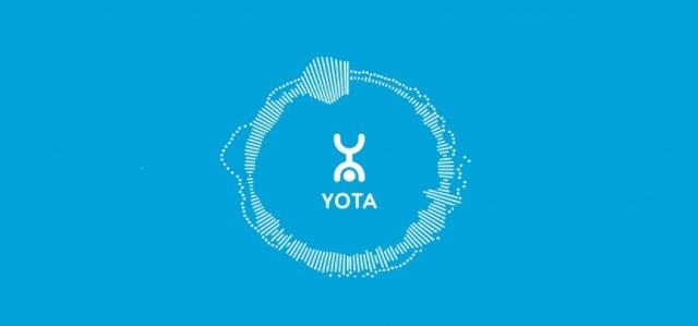 Yota запустит мобильные