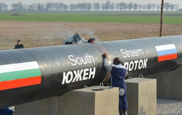 Ушаков: газопровод из РФ