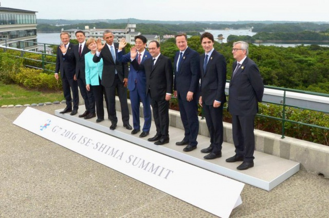 Лидеры G7 предупредили о