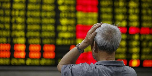 Flash Crash в Китае: