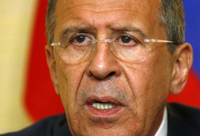 Лавров: Россия не отдаст