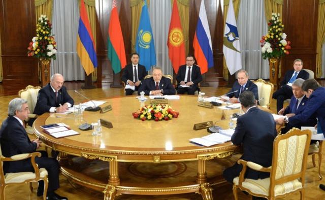 Путин: ЕЭАС продолжит