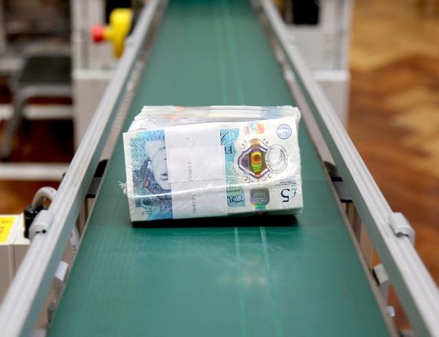 Банк Англии показал