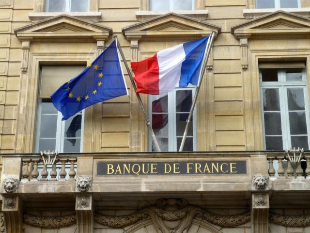 Банк Франции ухудшил