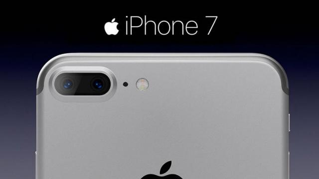 Слух: iPhone 7 покажут