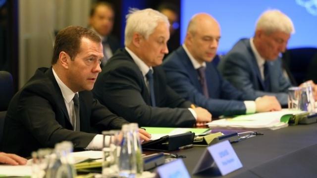 Медведев: ущерб от