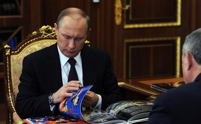 Путин одобрил российский