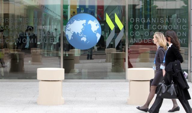 ОЭСР: ЕЦБ могут