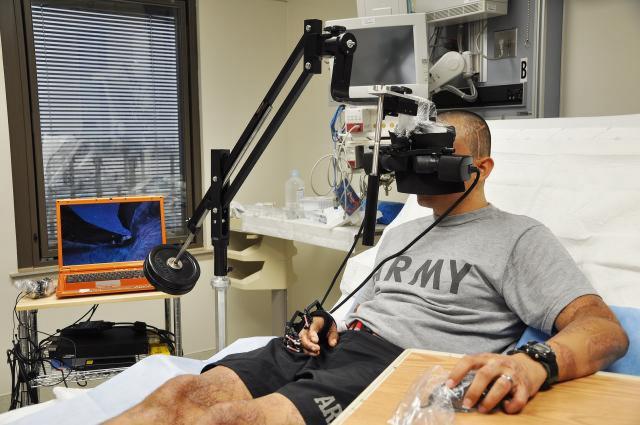 VR поможет в борьбе с