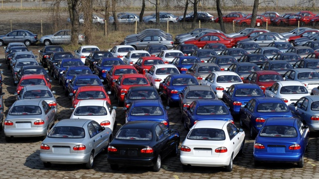Продажи машин в ЕС в мае