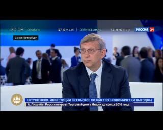 Евтушенков: бизнес