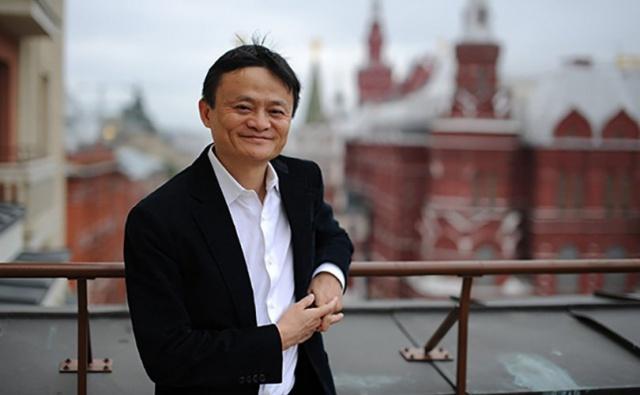 Джек Ма назвал Alibaba