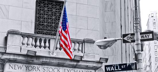 Падение фондового рынка