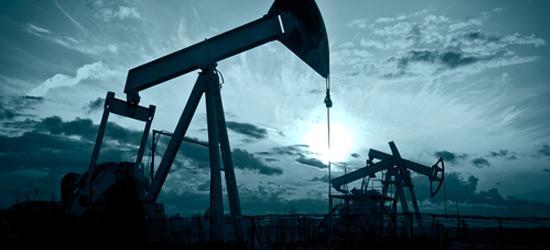 Нефть осталась ниже 45