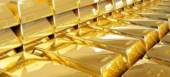 Золото снижается уже