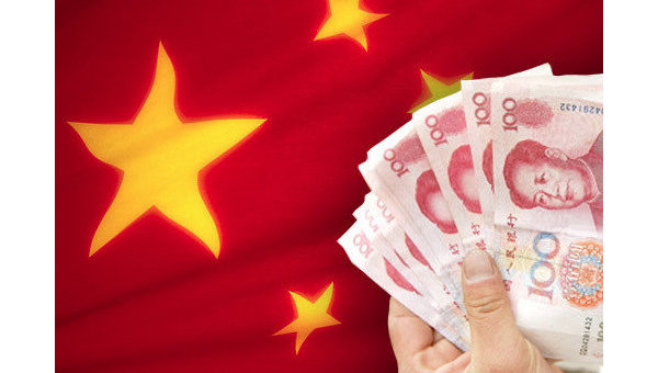 Курс китайского юаня в