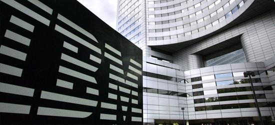 Отчет IBM: Выручка