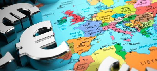 Безработица в еврозоне в