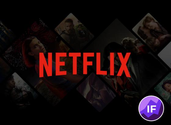 Рост подписчиков Netflix