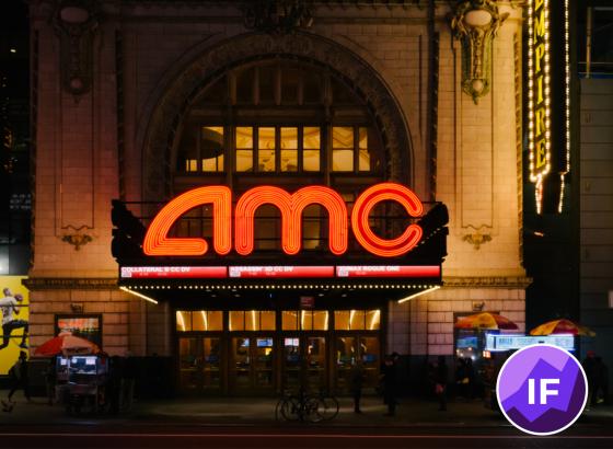 Акции AMC Entertainment
