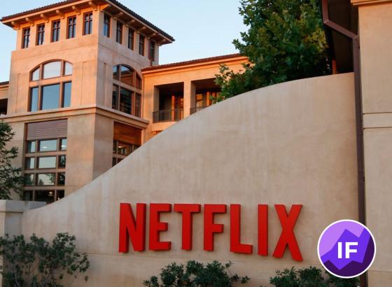 Акции Netflix теряют