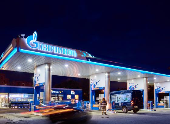 Газпром нефть займется