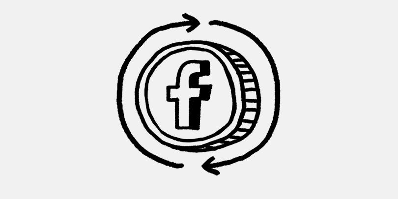 Facebook отказался использовать юань для обеспечения собственного...