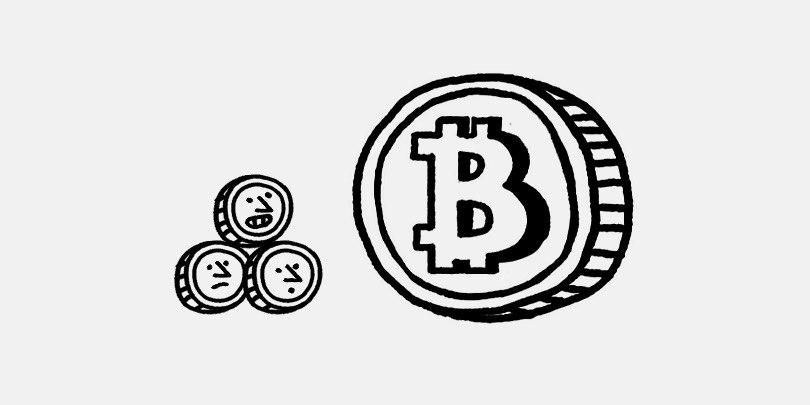 Почему криптовалюты сильно отличаются в цене. Инструкция для новичка